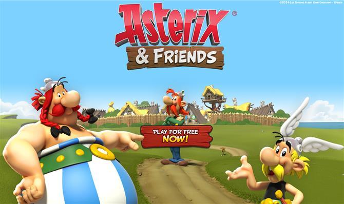 Αστεριξ και Φίλοι!