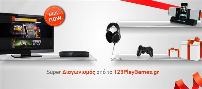 Διαγωνισμός με δώρο ψηφιακή κορνίζα και δύο Docks για iPhone/iPod! #oxipaizoume