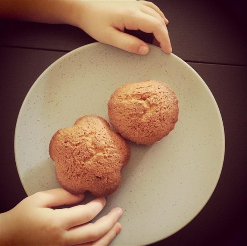 Κατερίνα Καραβάτου: Μπήκε στην κουζίνα με την κορούλα της και μας έδειξε το αποτέλεσμα!