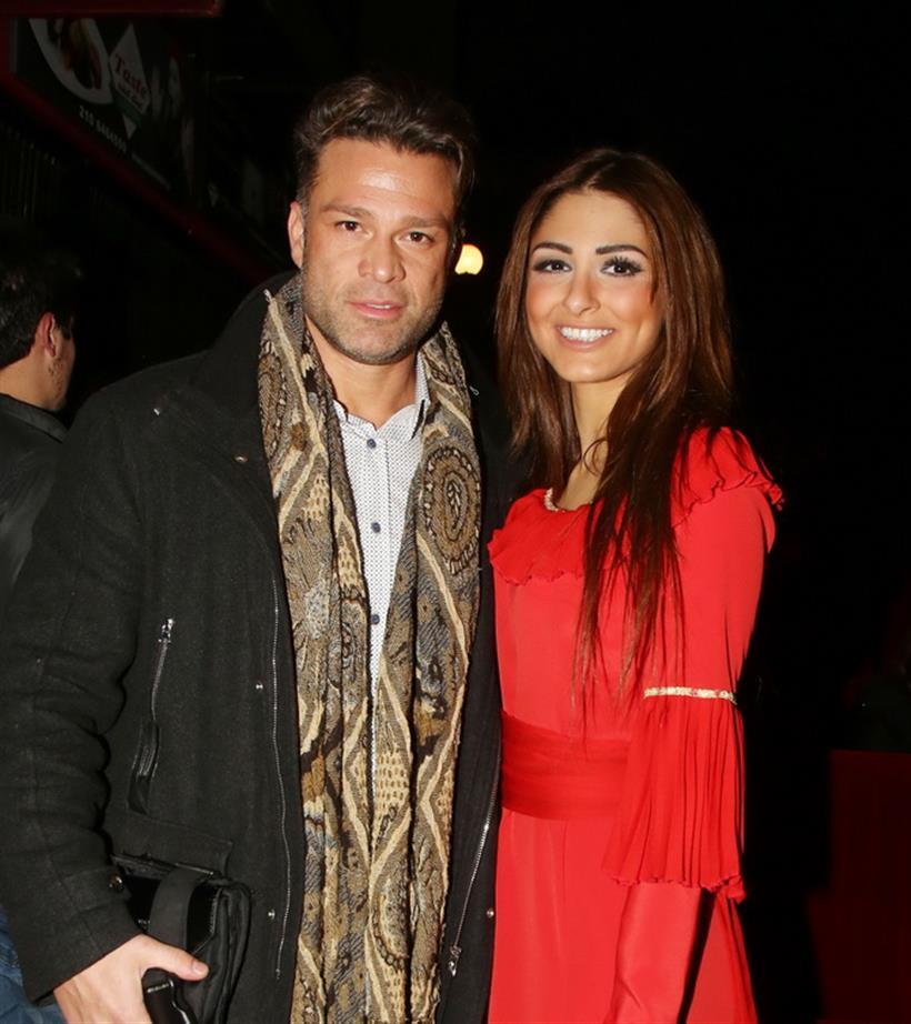 Το ζευγάρι της ελληνικής showbiz ξεπέρασε την κρίση στη σχέση του και είναι πιο ερωτευμένο από ποτέ!