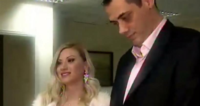 Ο γάμος της Χριστιάνας