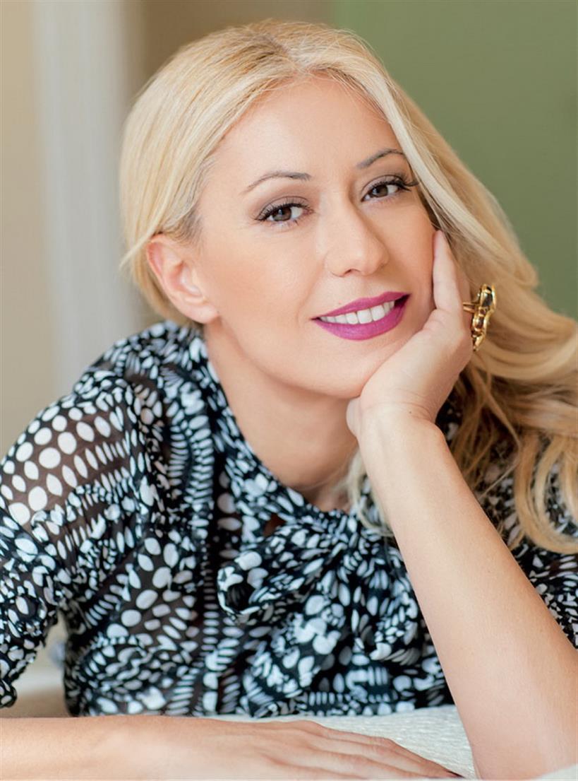 """Επιβεβαιώνεται το FTHIS.GR - Μαρία Μπακοδήμου: """"Θα βαφτίσω το μωρό του Φώτη Σεργουλόπουλου"""""""