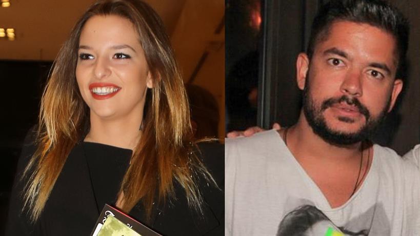 Εριέττα Κούρκουλου - Γιάννης Μυγδαλάς: Είναι ζευγάρι εδώ και ένα μήνα