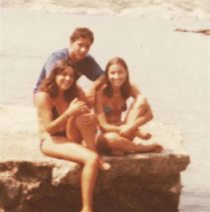 Ναταλία Γερμανού: Η φωτογραφία – έκπληξη από την παραλία!